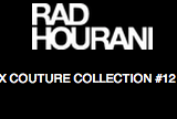 Rad Hourani – Couture Collection Paris