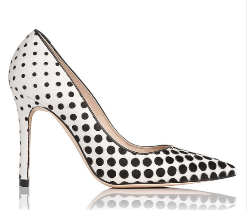 Polka Dot Heels – Love and Love For Less